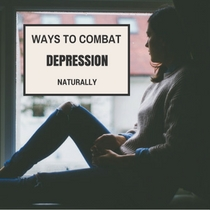 8 Ways to Combat Depression Naturally