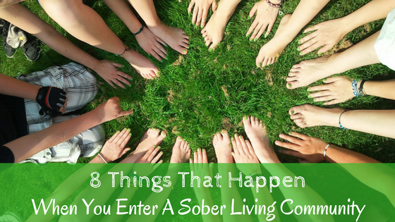 Sober Living Community