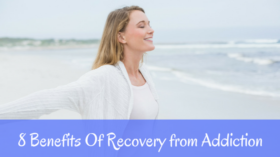 Benefits of recovery from addiction