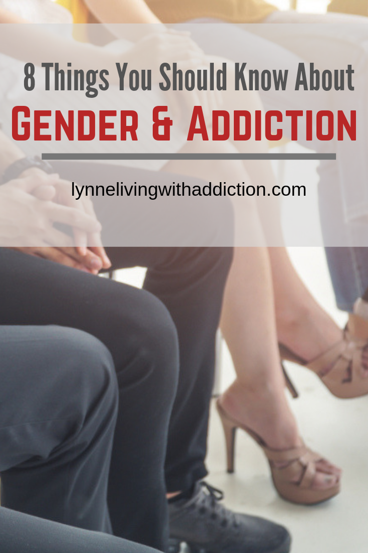 8 Things You Should Know About Gender and Addiction
