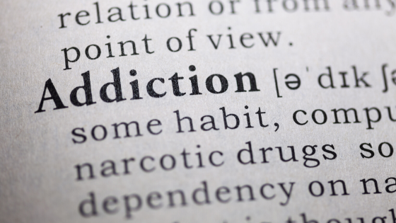 Addiction definition