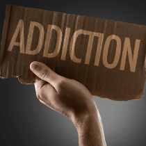 Addiction Sign